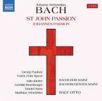 Bach: St John Passion (1749)