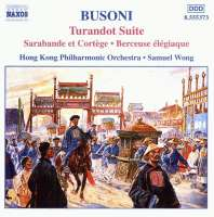 BUSONI, F.: Turandot Suite; 2 Studies for Doktor Faust