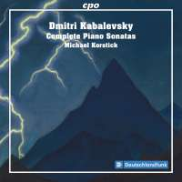 Kabalevsky: Complete Piano Sonatas
