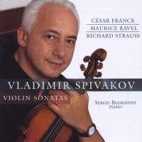 Ravel; Strauss, R; Franck - Violin Sonatas