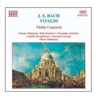 BACH / VIVALDI: Violin Concerti