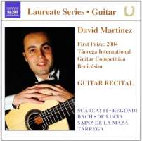 David Martinez - Guitar Recital