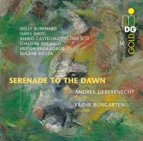 """""""Serenade to the Dawn"""" - Music for flute and guitar"""