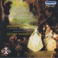 Tartini: 4 concertos for violin
