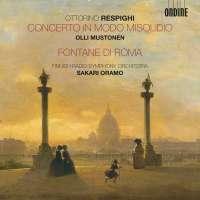 Respighi: Concerto In Modo Misolidio, Fontane Di Roma