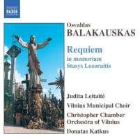 BALAKAUSKAS: Requiem