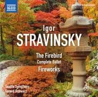 STRAVINSKY: The Firebird; Fireworks