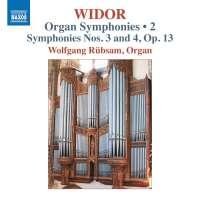 Widor: Organ Symphonies Vol. 2