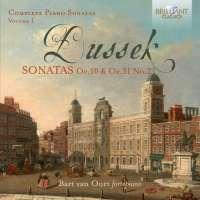 Dussek: Complete Piano Sonatas Op. 10 & Op. 31 No. 2, Vol. 1