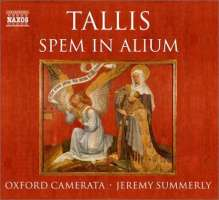 TALLIS: Spem in alium, Missa Salve intemerata
