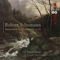 Schumann: Fantasiestücke & Humoreske