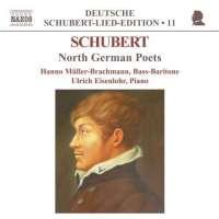 SCHUBERT: North German Poets