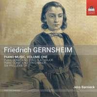 Gernsheim: Piano Music Vol. 1