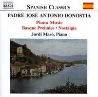 DONOSTIA: Piano music