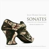 Leclair: Sonates Violon Livre 4