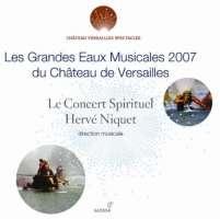 Les Grandes Eaux Musicales 2007