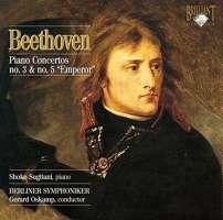 Beethoven: Piano Concertos No. 3 & No. 5