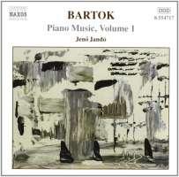 BARTOK: Piano Music vol. 1