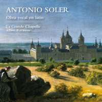 Soler: Vocal Works in Latin