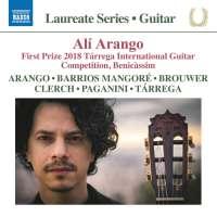 Alí Arango - Guitar Laureate Recital