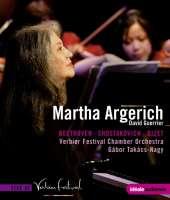 Argerich Martha live at Verbier Festival