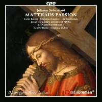 Sebastiani: Matthäus-Passion