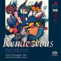 Rendezvous - Works for Flute and Piano