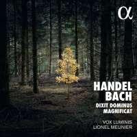 Handel: Dixit Dominus/ Bach: Magnificat