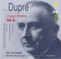 Dupré: Organ Works Vol. 8