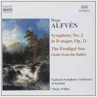 ALVFEN: Symphony no. 2, ...