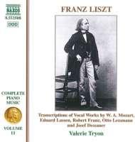LISZT: Piano Music vol.11
