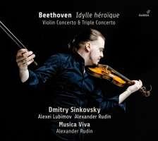 Beethoven: Idylle Héroïque - Violin Concerto & Triple Concerto