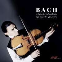 Bach: 6 Suites for Cello Solo