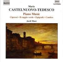 CASTELNUOVO-TEDESCO M.: Piano Music