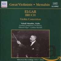Elgar / Bruch: Violin Concertos
