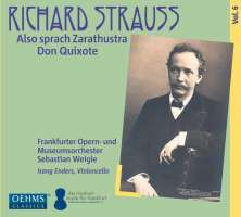 Strauss: Also sprach Zarathustra; Don Quixote
