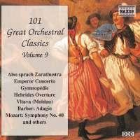 101 GREAT ORCHESTRAL CLASSICS vol. 9