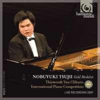 WYCOFANY  Nobuyuki Tsujii Gold Medalist