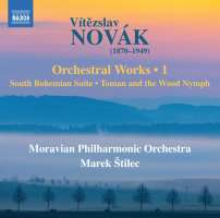 Novak: Orchestral Works Vol. 1