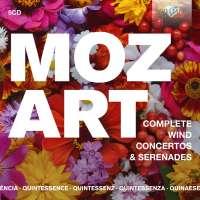 Quintessence Mozart: Complete Wind Concertos & Serenades