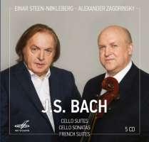 Bach: Cello Suites; Cello Sonatas; French Suites