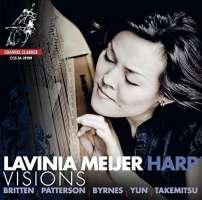 Britten/Takemitsu/Patterson: Visions