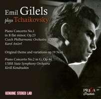 WYCOFANY   Tchaikovsky: Piano Concertos Nos. 1 & 2