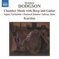 Dodgson: Chamber Music with Harp and Guitar