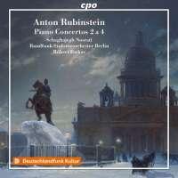 Rubinstein: Piano Concertos Nos. 2 & 4