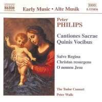 PHILIPS: Cantiones Sacrae Quins Vocibus