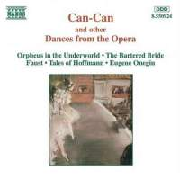 Can-Can and Other Dances from the Opera