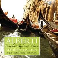 Alberti: Complete Keyboard Music