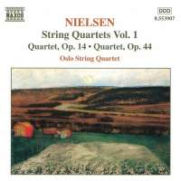 NIELSEN: String Quartets vol. 1