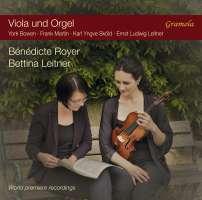 Viola and Organ
